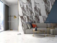 为什么市场流行750 X 1500mm的现代瓷砖?
