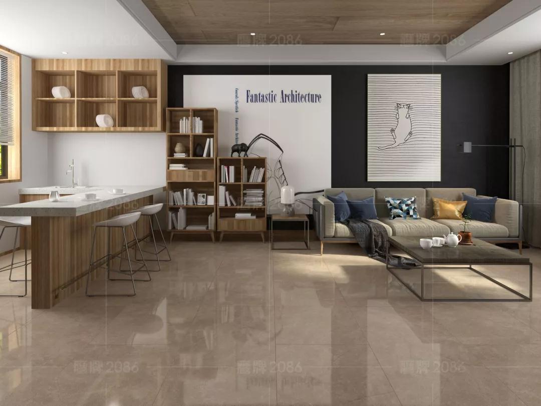 现代砖|2018瓷砖产品趋势报告分析