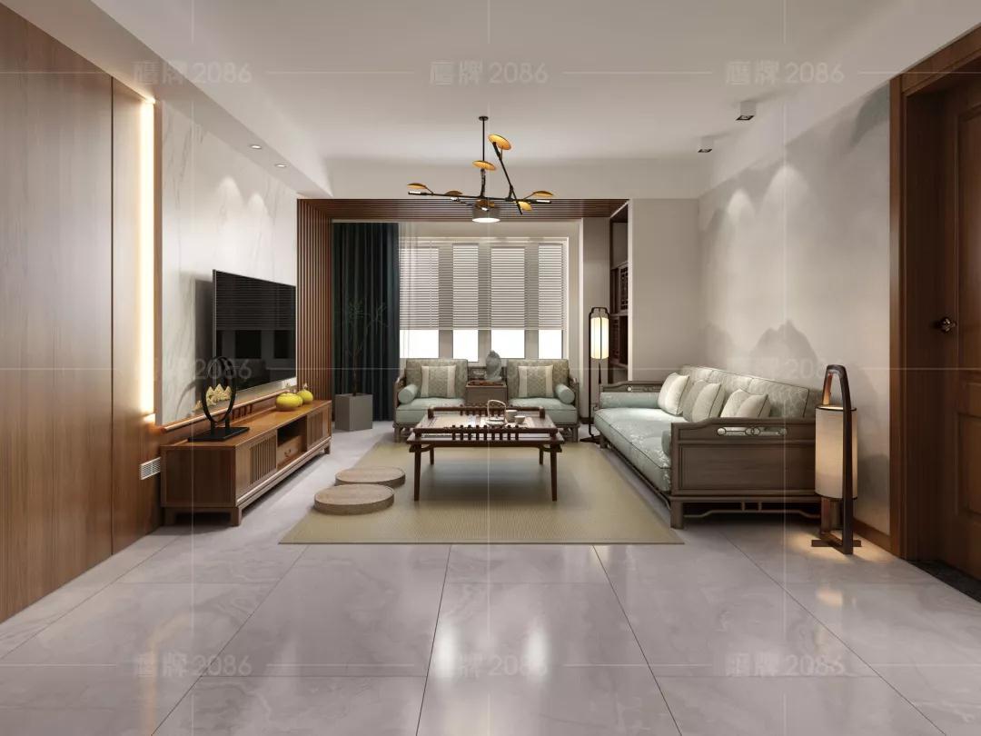 家里用上现代砖,美的不要不要的!