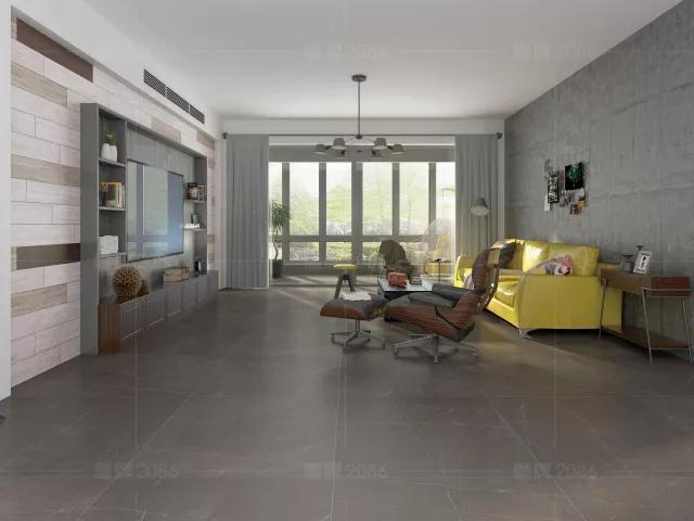 大规格现代砖持续风靡,你家铺了吗?