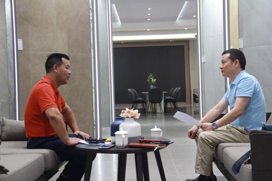 专访六:鹰牌集团总裁林伟——今天的成果源于数十年的坚守与专注