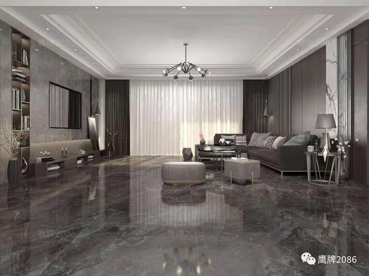 现代简约,尽显悠闲与自在 | 鹰牌2086全屋设计方案