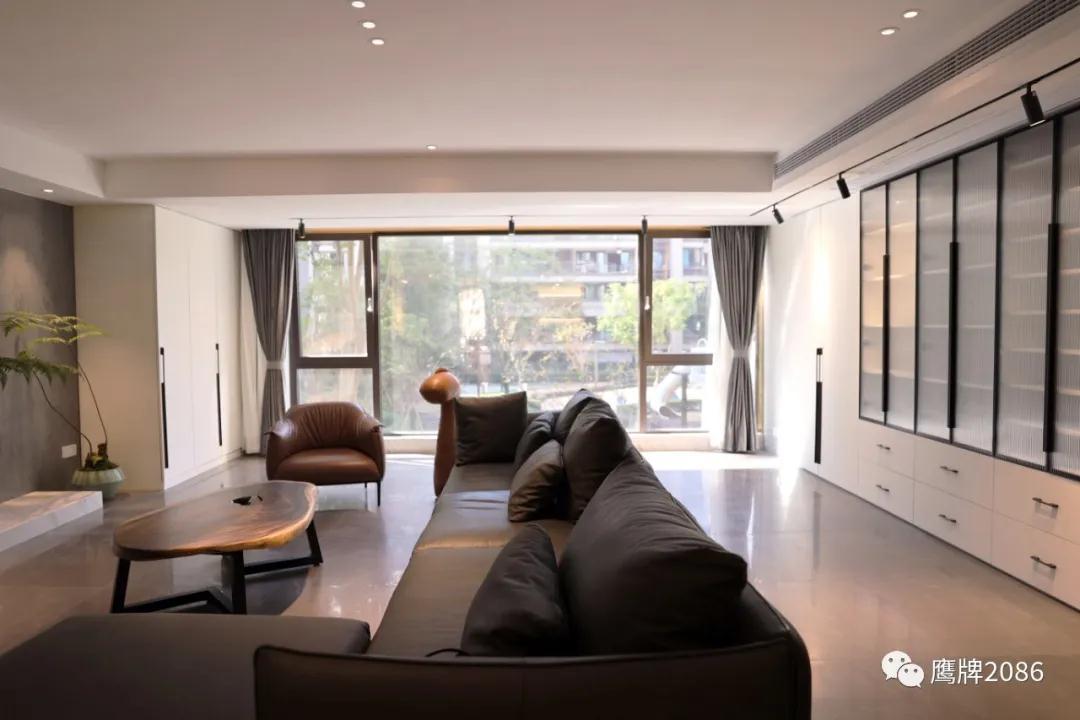 家,是生活最舒适的温度 | 鹰牌2086家装案例